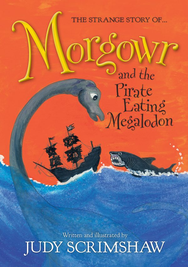 Morgowr and the Pirate-Eating Megalodon